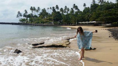 Praia Santana