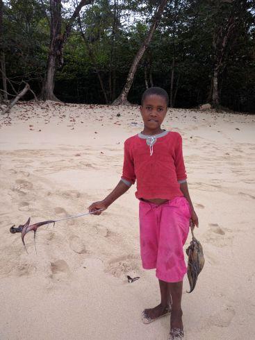 São Tomé - fishing